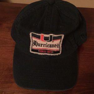 University of Miami Hurricanes Baseball Cap